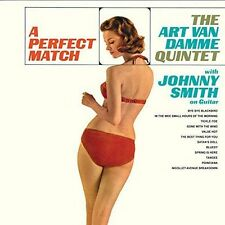 A Perfect Match/Martini Time by Art Van Damme (CD, Sep-2014, Cheesecake Records)