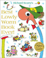 Best Lowly Worm Book Ever by Richard Scarry (Paperback, 2015)