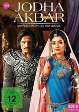Jodha Akbar - Die Prinzessin und der Mogul - Box 6, Bollywood, 3 DVD NEU + OVP!