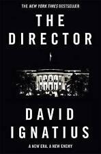The Director, Good Condition Book, Ignatius, David, ISBN 9780857385154