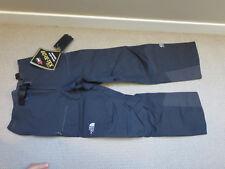 Mens New North Face Summit L5 FuseForm Gore-Tex Pants Size Small Color Black