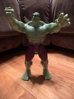 "2013 Hasbro Marvel Incredible Hulk 12"" Action Figure, Avengers Titan Series"