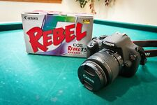 Canon EOS Rebel T5 18.0 MP DSLR Camera Kit with EF-S 18-55mm f/3.5-5.6 IS II Len