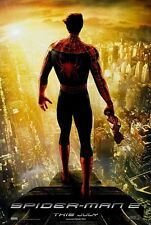 Spiderman movie poster - Tobey Maguire 11 x 17 inches (c) Spiderman 2