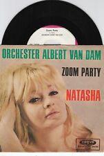 Orchestre Albert van Dam zoom fête 45 wild stuff