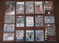 New York Giants 10 card jersey or auto lot,Guaranteed Odell Beckham card in lot