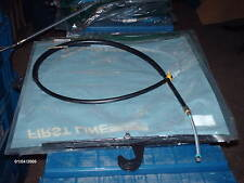 To fit VOLKSWAGEN GOLF MK2 CAR + VAN + JETTA  BRAKE CABLE L/H or R/H FKB1002