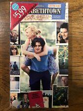 New listing Elizabethtown Vhs Romantic Comedy Orlando Bloom Kirsten Dunst Rare Htf