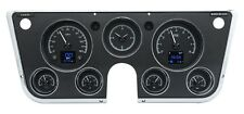 Dakota Digital 67-72 Chevy Pickup Customizable Gauge System Black HDX-67C-PU-K