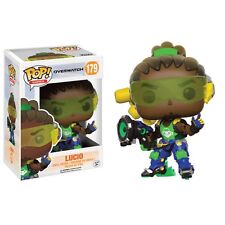 OVERWATCH - POP Vinyl 179 Lucio ! 9cm