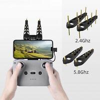 2x Signal Booster Antenna Range Extender Accessories For DJI Mavic Mini 2 Drone