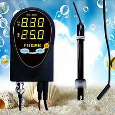 NEW Aquarium PH Meter Monitor Controller Marine Fish Tank Water Test Equipment