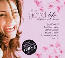 Für Sie-It's a good Life (2007) Tom Gaebel, Michael Bublé, Roger Cicero, .. [CD]