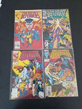 Marvel The Secret Defenders 12,3,5 Lot of 4 Dr. Strange Wolverine 1993
