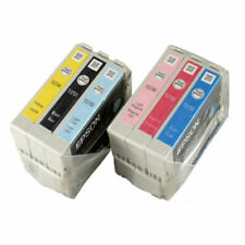 6 Pack Genuine Epson T79 79 ink for Epson Stylus Photo1400 Artisan 1430
