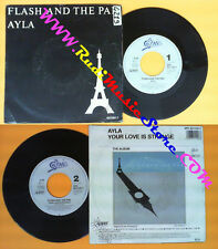 LP 45 7'' FLASH AND THE PAN Ayla Your love is strange 1987 holland no cd mc dvd
