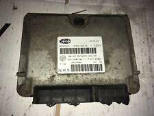 Unità Di Controllo Motore Ecu (55187373 61600.628.05 - FIAT SEICENTO SPORTING 1.1 2003