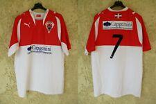 Maillot rugby B.O BIARRITZ 2009 Pays Basque PUMA n°7 HARINORDOQUY shirt rare XL