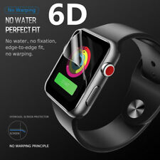 6D Full Cover Hydrogel Screen Protector Film Soft For Apple Watch 3/2/1 42mm
