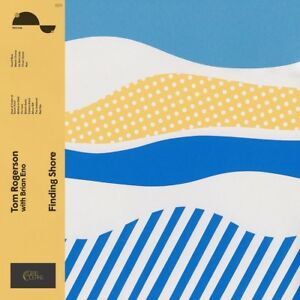 TOM WITH BRIAN ENO ROGERSON - FINDING SHORE   CD NEUF