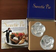 Sweetie Pie by Richard Simmons--Set of Cookbook and 2 Aluminum Cake Pans