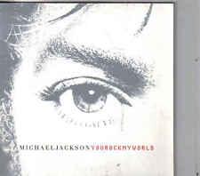 Michael Jackson-You Rock My World cd single