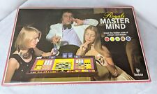 Vintage Royale Master Mind Board Game - 1972 Big Box Edition by Invicta