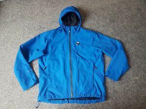Mens Sprayway Peak hydro dry Zip Hooded Jacket Size Medium