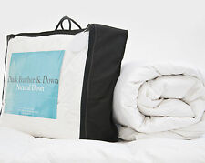 Down & Feather Mix Patternless Duvets 10.5 TOG Rating