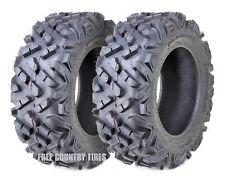 Set of 2 ATV UTV Tires 26x10-14 26x10x14 6PR