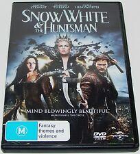 SNOW WHITE & THE HUNTSMAN---(Dvd)