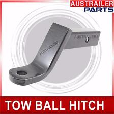 """4"""" DROP OR RISE TOWBAR TOUNGE BALL HITCH TRAILER PARTS(6000lbs rated)"""