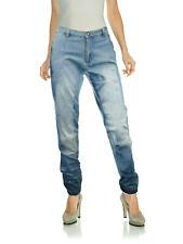Rick Cardona Damen Jeans Sommerjeans Pumphose blue used weit Neu Gr.36