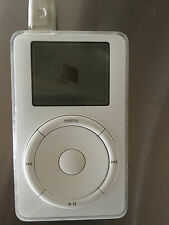Original Apple iPod Classic 1st Generation-10 GB M8541 Turns on but stuck Apple