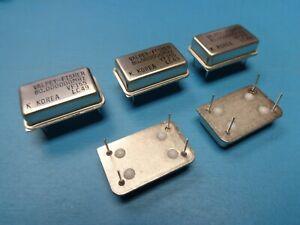Standard Clock Oscillators 80MHz 50 pieces