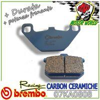 Pastillas Brembo Cerámica Traseros Kawasaki Zl Eliminador 900 1985-1986
