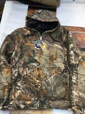 Carhartt 102276 Rain Defender® Quilt Lined 3 Season Sweatshirt  MED