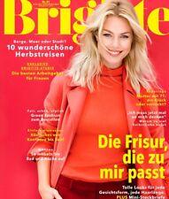 BRIGITTE Magazin Heft 21 September 2018 Zeitschrift 26.9.18 Beauty Reise Kochen