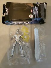 Hasbro Marvel Legends Series Silver Surfer 6 inch Action Figure DAMAGED OPEN BOX