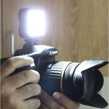 LED Video Flash Light Nikon Canon DSLR Camera Professional Photography Lighting