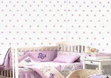 Konfetti Punkte Kreise Wandtattoo Polka Dots Aufkleber Kinderzimmer Babyzimmer