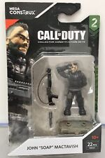 Mega Construx Call of Duty  SPECIALIST JOHN SOAP MACTAVISH SERIES 2  FMG01