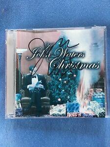 John Waters Autographed Christmas CD