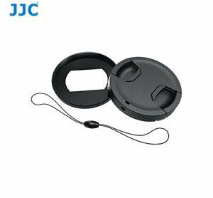 JJC RN-RX100VI filter adapter Lens Cap keeper kit set for Sony RX100 VI camera