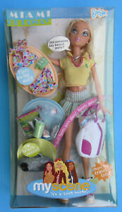 Mattel G6124 My Scene Miami Getaway Barbie Doll