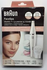 Braun Face 851 - Mini-Facial Electric Hair Removal Epilator