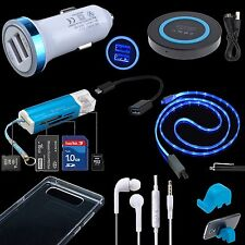 9 Accessory Case Car QI Charger Cable Holder Headset for Samsung Galaxy Note 8