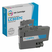 LD Compatible Brother LC3037C Super High Yield Cyan Ink Cartridge