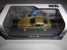 1/43 OPEL GT 1900 1969 OR-SOLIDO-S4302300