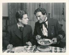 RAMON NOVARRO ERNEST TORRENCE Original Vintage '28 ACROSS TO SINGAPORE MGM Photo